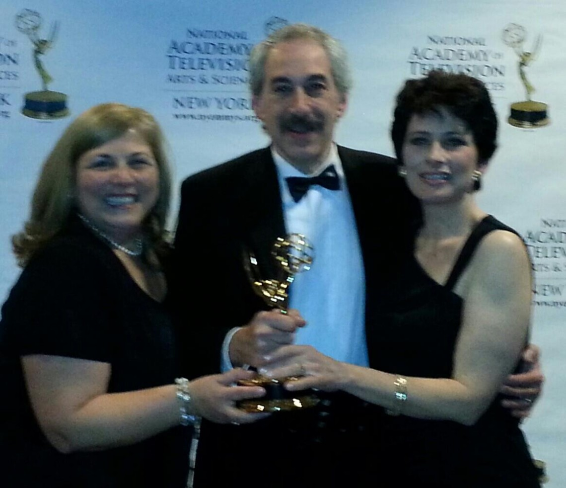 AWP Brings Home Emmy for Outstanding Education Program/Segment!