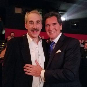 Alan Weiss and Ernie Anastos