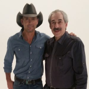 Alan Weiss and Tim McGraw