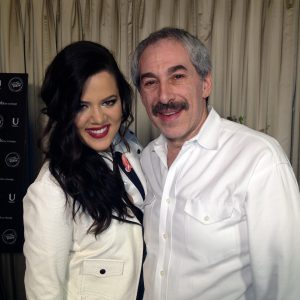 Alan Weiss and Khloe Kardashian