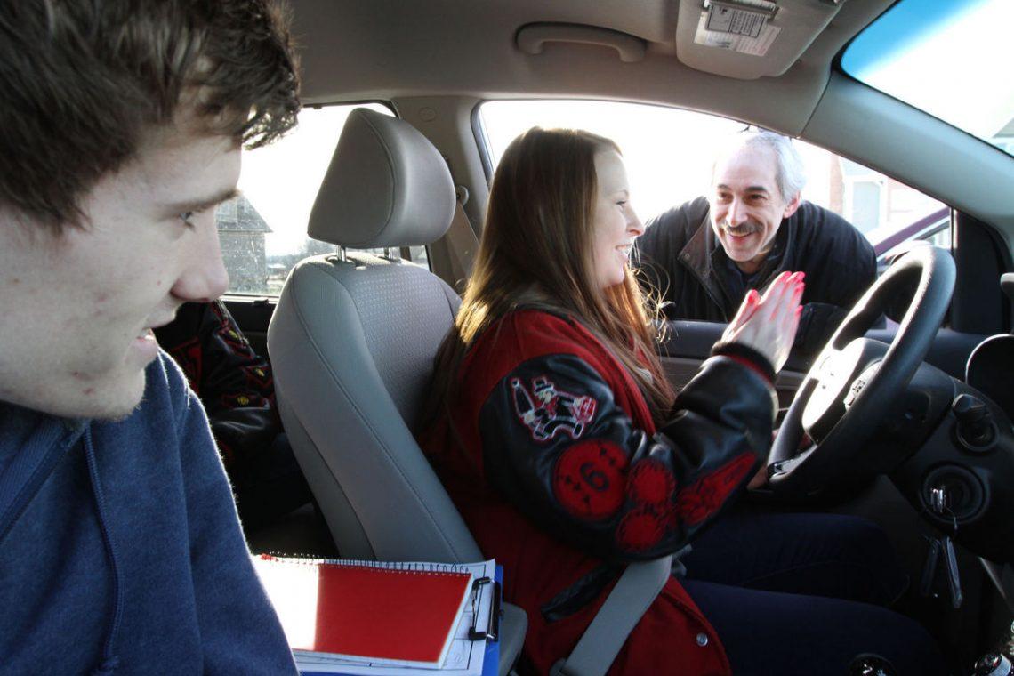 Spotlight Shines on Washington Township Students